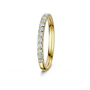 Classic ladies diamond Yellow