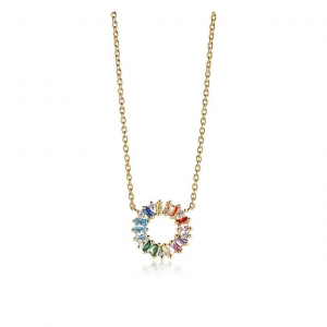 NECKLACE ANTELLA CIRCOLO
