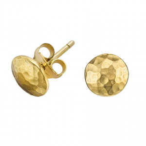 Yellow Gold Vermeil Nomad Studs